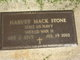 "Harvey Mack ""Sundown"" Stone"