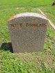 Profile photo:  William E. Douglass