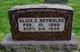 Profile photo:  Alice Z Reynolds
