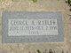 George Arthur Ratliff