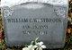 """William Cleveland """"Bill"""" Westbrook"""