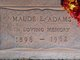 Maude E. Adams