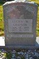 "Profile photo:  Lucien Minor ""Jack"" Grayson"