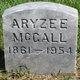 Aryzee <I>Ferguson</I> McCall
