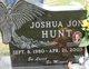 """Profile photo:  Joshua Jon """"Josh"""" Hunt"""