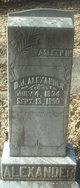 David J. Alexander
