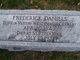 Frederick L Daniels