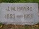 Joseph M Hawks