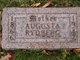 Augusta Amelia <I>Johnson</I> Rydberg