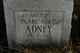 Pearl Doris <I>Knoble</I> Adney