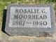 Joseph Asbury Moorhead