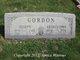 Georgianna <I>Burrows</I> Gordon