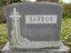 William Francis <I>Baranowski</I> Barron