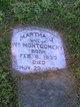 Martha Jane <I>Hornbeak</I> Montgomery