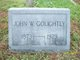 Profile photo:  John W. Golightly