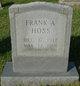 Frank A Hoss