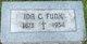 Ida Cecelia <I>Hockensmith</I> Funk