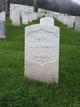 Pvt Clarence E Ward