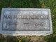 Eva May <I>Butler</I> Newport