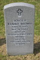Joyce E Rambo-Brown