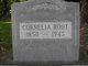 Cornelia Root