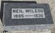 Neil McLeod