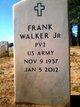 Frank Walker, Jr