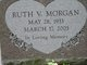 Ruth Virginia Morgan
