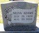 Nelva Adams