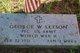 George Washington Letson