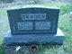 Elizabeth Ann <I>Vance</I> Braden