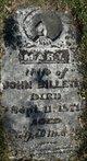 Mary Billeter