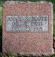 Annie Sue Scott