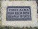 Thora Alma <I>Mathiason</I> Camden