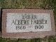 Albert Farber