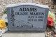 Profile photo:   Duane M <I> </I> Adams,