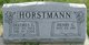 """Profile photo:  Henry G """"Hank"""" Horstmann"""
