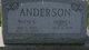 Wayne E Anderson