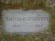 Emelia R <I>Beaudoin</I> Stoddert
