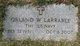 Orland W Larrabee