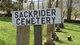 Sackrider Cemetery