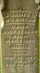 Middis <I>East</I> Wilkinson