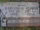Profile photo:  Karlene A. <I>Kuehner</I> Aldrup