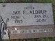 Profile photo:  Jay E. Aldrup
