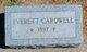 Everett Cardwell