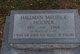 Hallman Maurice Hooper