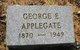 George Eugene Applegate