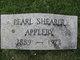 Profile photo:  Pearl Virginia <I>Shearer</I> Appleby