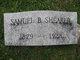 Samuel Benjamin Shearer