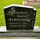 """Zachary D. """"Big Red"""" Armstrong"""